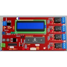 قفل رمز دیجیتال سخنگو با شماره گیری رمز روی خط تلفن