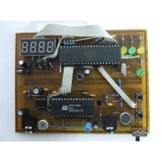 ضبط و پخش دیجیتال صدا توسط تراشه  ISD4004 ( پروژه سخن گو )